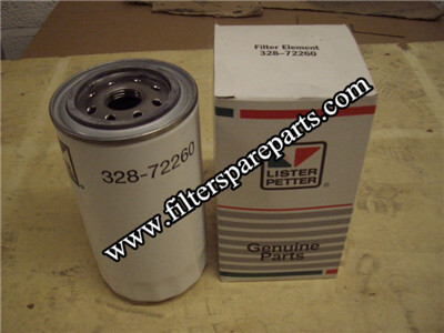 Oil Filter Replaces Lister Petter 35231720 250657