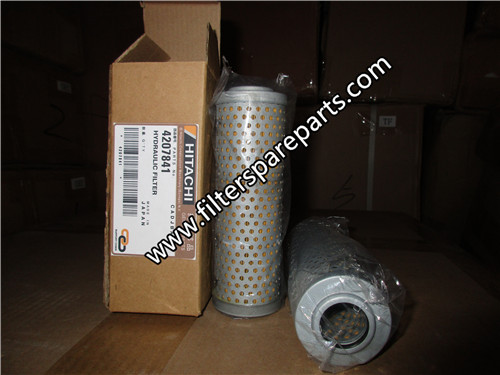 4207841 Hitachi Hydraulic Filter